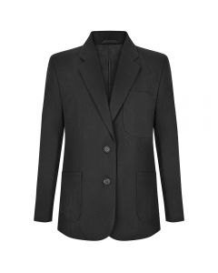 Girls Plain Blazer