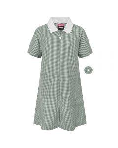 Summer Dress Green