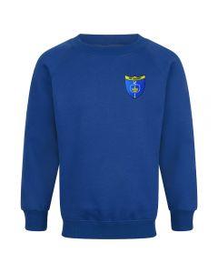 Rosary Catholic PE Sweatshirt