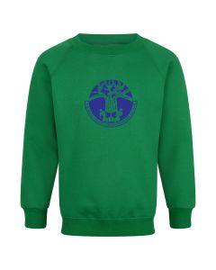 Smallberry Green Sweatshirt