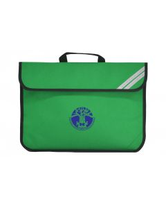 Smallberry Green Book Bag