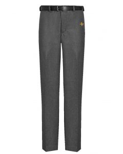 St Paul's Catholic College Boys Trousers- Slim Fit