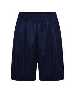 PE Shorts- Navy