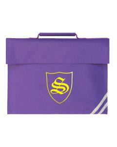 Springwell Infant School Book Bag with school logo