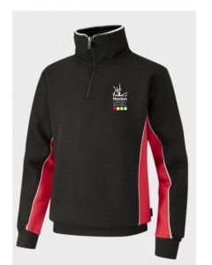 Heston Community PE Zip Top (New PE Uniform)