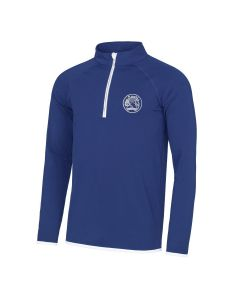 St Mark's PE 1/4 Zip Top