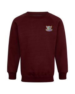 St Pauls PE Girls school Sweatshirt