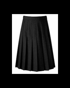 Girls Knife Pleat School Skirt