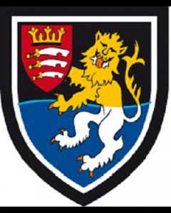 Lampton Iron on Badge