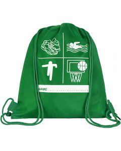 PE Bag- Green