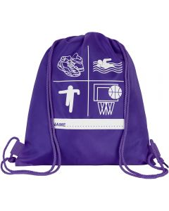 PE Bag- Purple