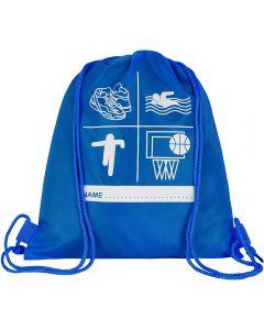 PE Bag - Blue