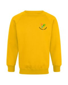 Springwell Nursery Sweatshirt with school logo
