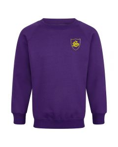 Springwell Infant/junior Sweatshirt with school logo