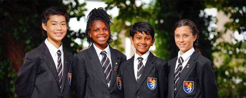 Secondary School Uniforms